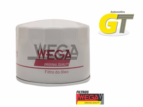 wo 421 filtro de óleo blindado ducato 2.3 diesel 09 adiante