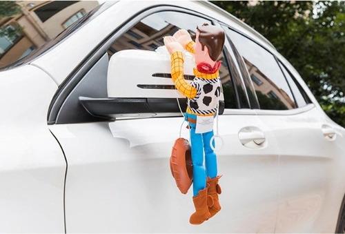 wody toy story adorno auto