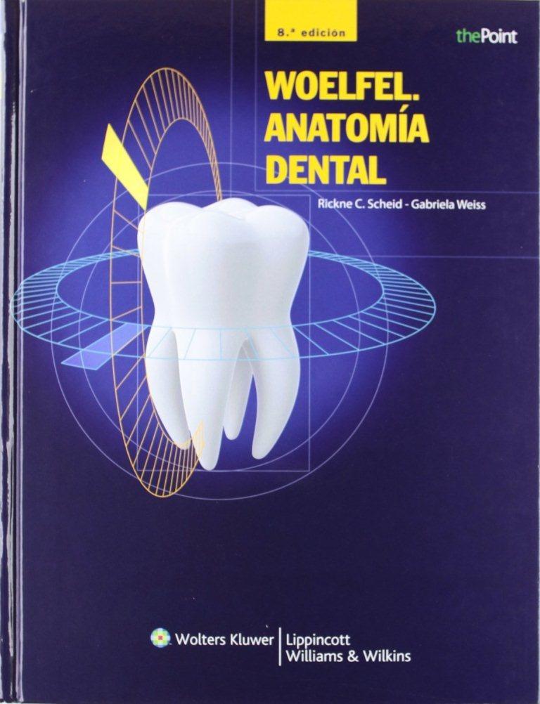 Woelfel Anatomía Dental / Scheids- Wells / Lippincot - $ 194.000 en ...