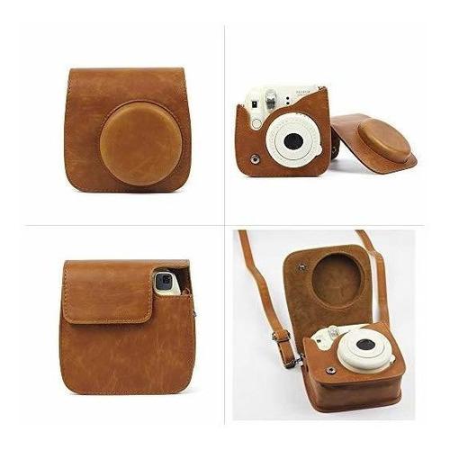 wogozan compatible fujifilm instax mini 9/8 cámara instantán