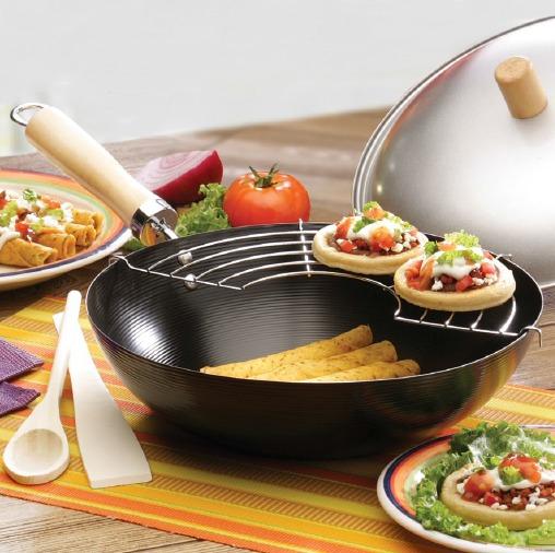 Cocina Con Wok | Wok Antiadherente Betterware Ideal Para Tu Cocina 719 00 En