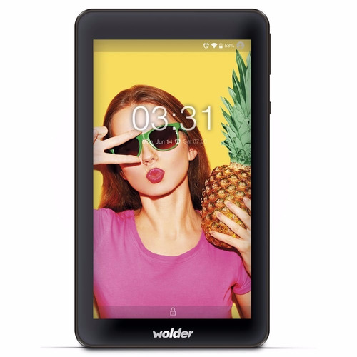 wolder tablet 7 mi tab one android 5.1 quad core 1.3 ghz
