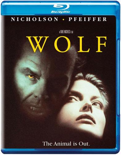 wolf (blu-ray) hombre lobo