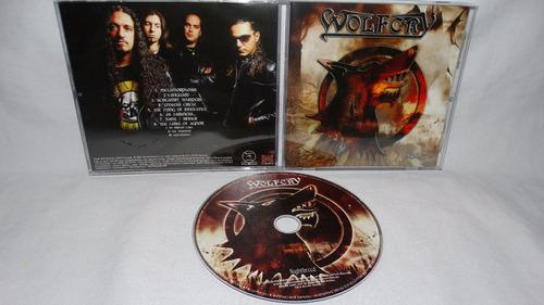 wolfcry - nightbreed ( power griego maximum russian edition)
