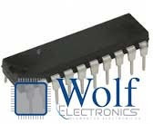 wolfelectronics 74hc14 7414 x 2 unidades