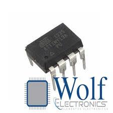 wolfelectronics attiny13a