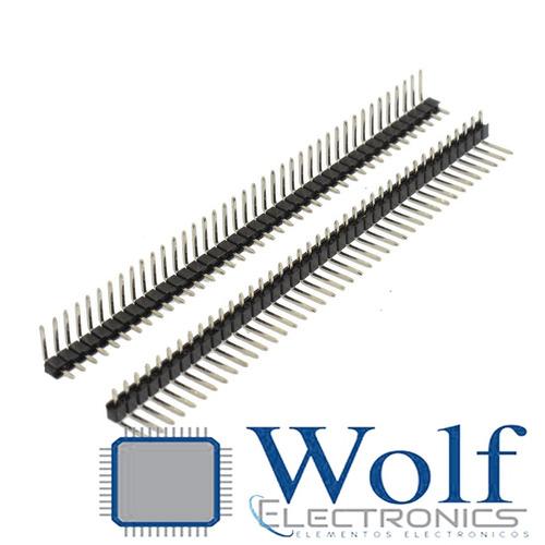wolfelectronics espadines macho arduino x 3 unidades