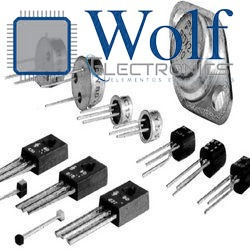 wolfelectronics transistor 2n6009