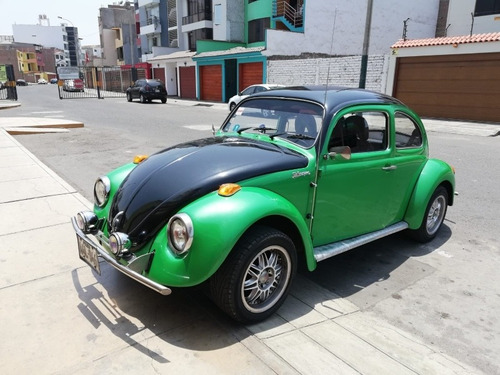 wolkswagen escarabajo brasileño