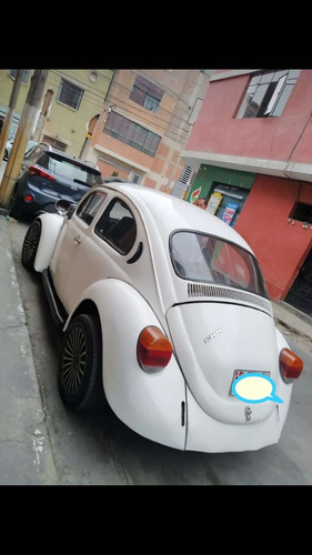 wolkswagen  escarabajo brasilero