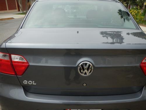 wolkswagen gol sedan  vendo por viaje exterior