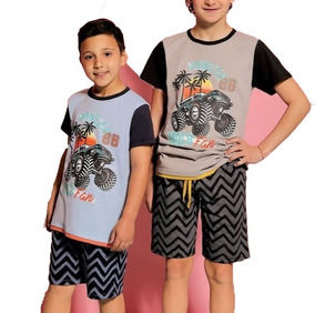 d2af142495 Pijama Niños Verano Wol - Ropa Interior y de Dormir en Mercado Libre ...