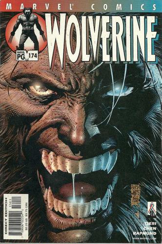 wolverine 174 - marvel comics - bonellihq cx418 h18