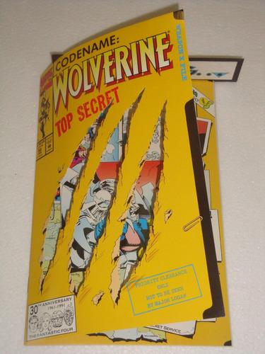 wolverine #50 -portada special- original en ingles