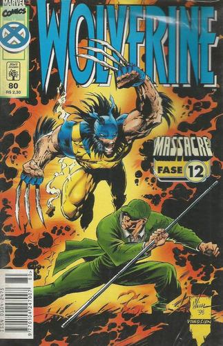 wolverine 80 - abril - bonellihq cx82 g19