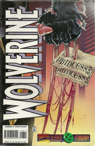 wolverine 98 - marvel comics - bonellihq cx414 h18