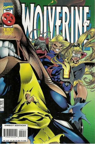wolverine 99 - marvel comics - bonellihq cx417 h18