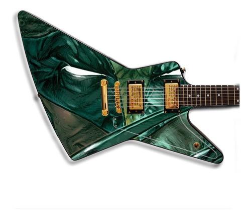 wolverine comics marvel skin adesivo guitarra baixo violao