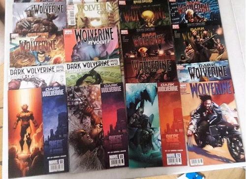 wolverine marvel cómic $49 c/u