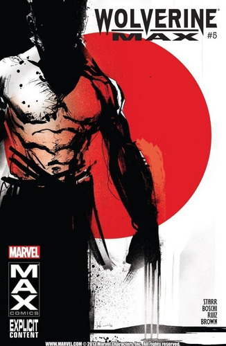 wolverine max arco completo #1 a 5 (2013) marvel