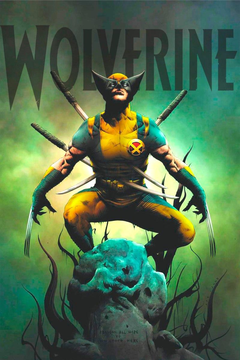 wolverine poster 30x46cm marvel deadpool magneto