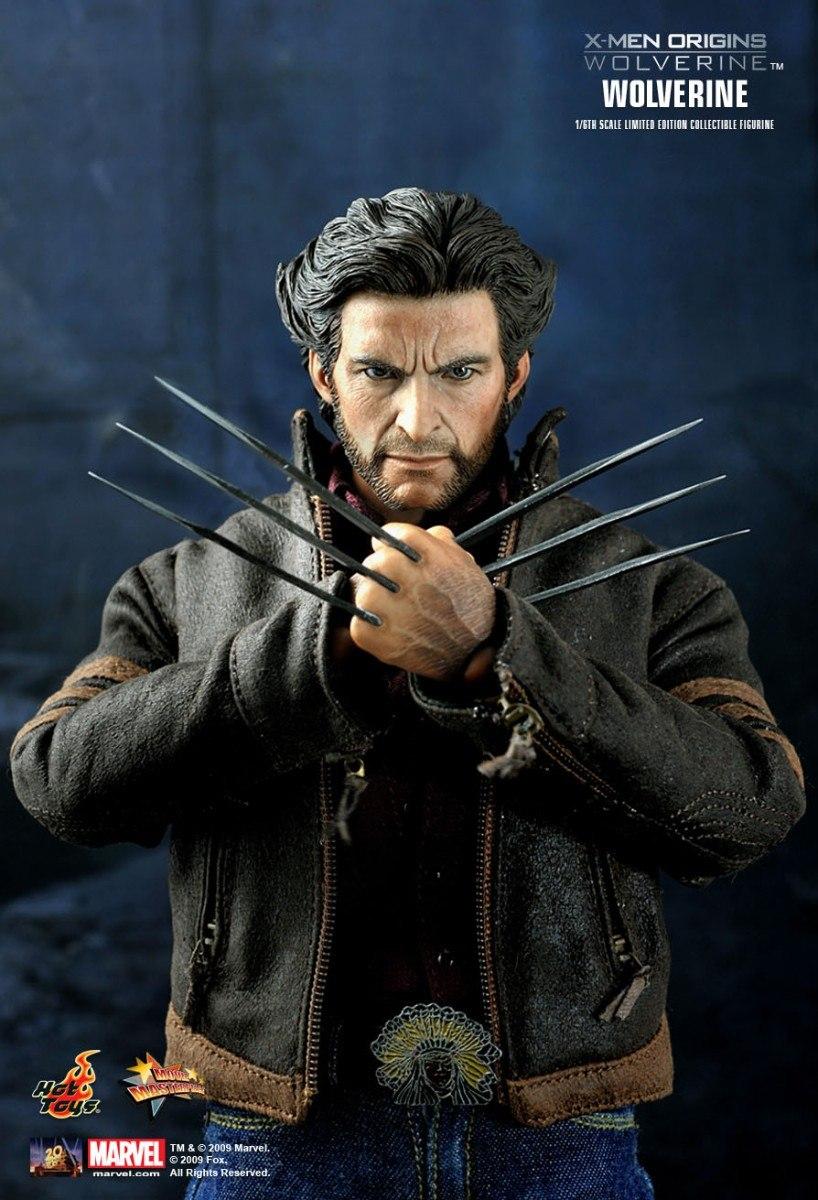 Wolverine - X-Men - Origins - Hot Toys - Hottoys - - R 2 -6113