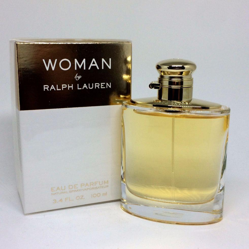 2ff32c149 Woman By Ralph Lauren Edp 100ml Feminino + Amostra De Brinde - R ...