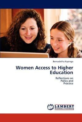 women access to higher education; kapinga, bern envío gratis