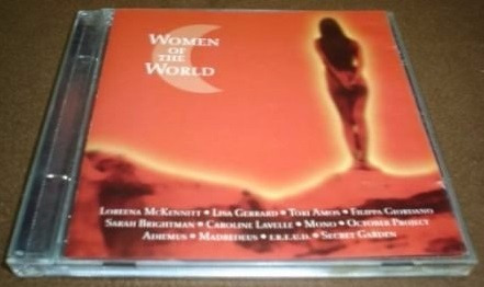 women of the world mono mckenitt giordano amos madredeus cd
