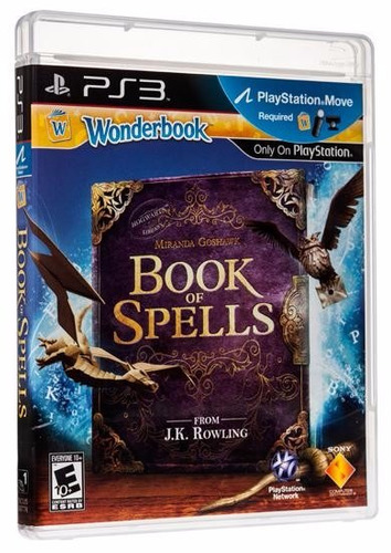 wonder book play station 3