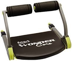 wonder smar fitness core equipment, gym abdominal tv
