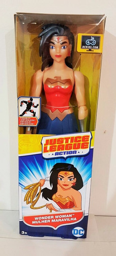 wonder woman justice league action (mujer maravilla)
