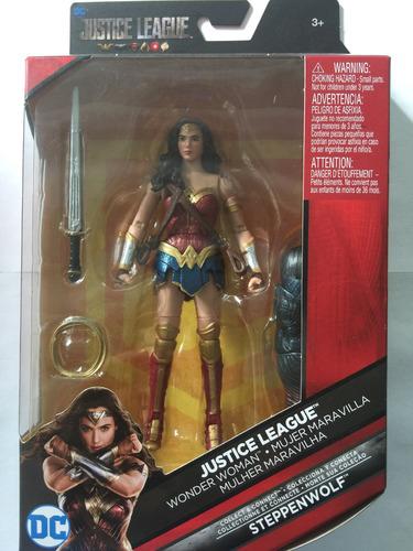 wonder woman justice league multiverse steppenwolf envió gra