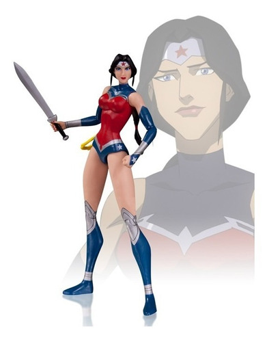 wonder woman justice league war dcu animated movie bonellihq