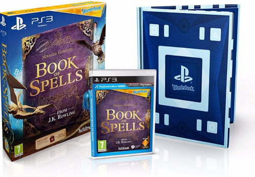 wonderbook book of spell ps3