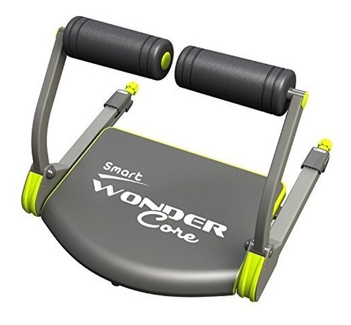 wondercore maquina para ejercicios admininales  y piernas