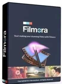 wondershare filmora vídeo editor 2018 8.5 win/mac + licença!