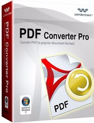 wondershare pdf converter pro/ melhor conversor da categoria