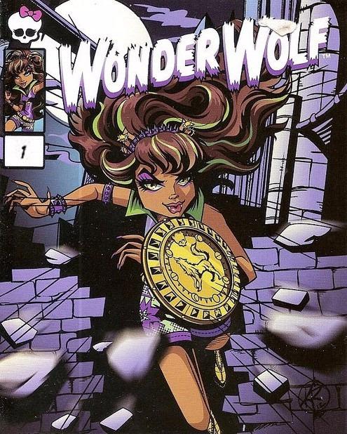 1584c23c3ceb Wonderwolf Clawdeen Wolf Loba Maravilla Monster High -   545.00 en ...