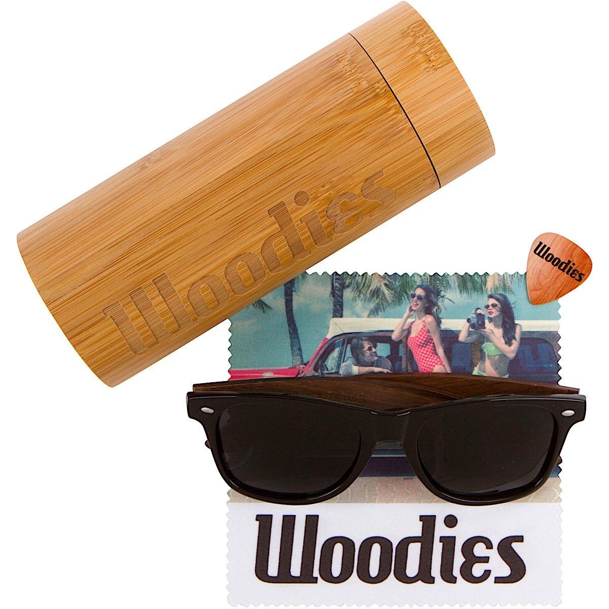 157878771 woodies gafas de sol wayfarer de madera de nogal en embal. Cargando zoom.