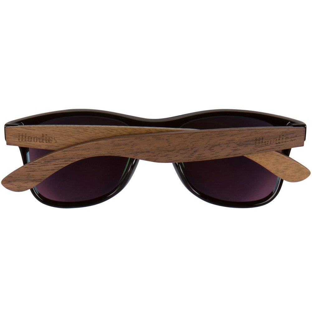 446a9bf36 woodies nogal madera wayfarer gafas de sol con lente pola. Cargando zoom.