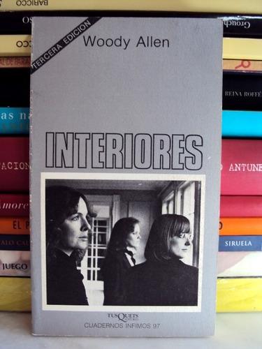 woody allen, interiores - l39