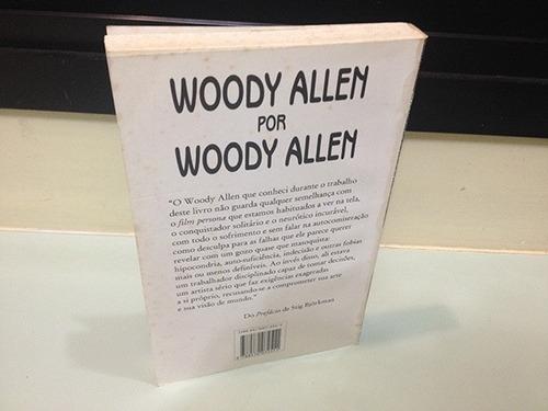 woody allen por woody allen livro entrevista - stig bjorkman