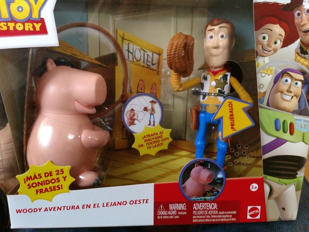 04b0c96592b31 woody aventura en el lejano oeste toy story sonidos español. Cargando zoom.