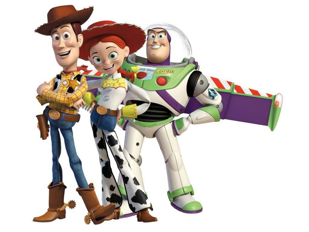 Woody buzz jessie rex marciano peluche toy story original cargando zoom jpg  1024x768 Jessie and woody 0dc72bb1286