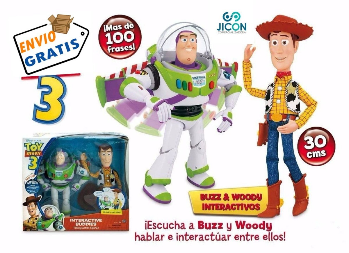 c094cc204e85d woody buzz light year españo interactivos toy story hablan. Cargando zoom.