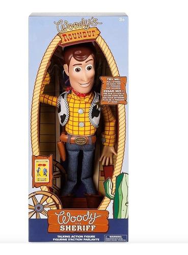 woody el sheriff de  toy story - producto 100% original