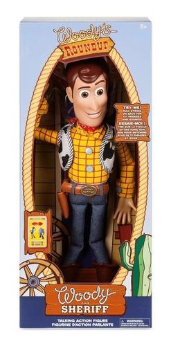 woody interactivo toy story 4- vea aqui la caja original