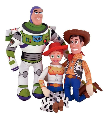 woody muñeco peluche toy story con sonidos new toys