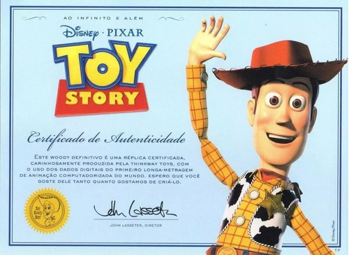 woody muñeco signature collection toy story habla 45 frases